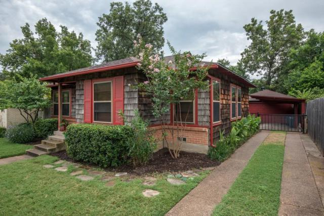 4529 Geddes Avenue, Fort Worth, TX 76107 (MLS #13672614) :: RE/MAX Pinnacle Group REALTORS