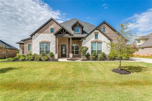 961 Prairie Timber Road, Burleson, TX 76028 (MLS #13672884) :: The Mitchell Group