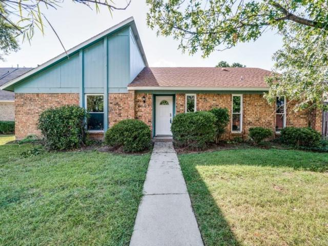 2603 Medina Drive, Carrollton, TX 75007 (MLS #13673003) :: The Good Home Team