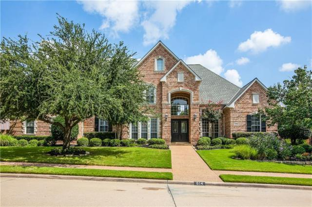 614 Fairway View Terrace, Southlake, TX 76092 (MLS #13673004) :: The Mitchell Group