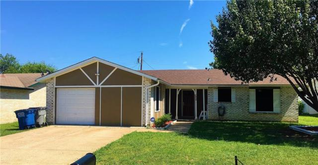 1534 Oakbrook Street Cn, Lancaster, TX 75134 (MLS #13673266) :: Pinnacle Realty Team