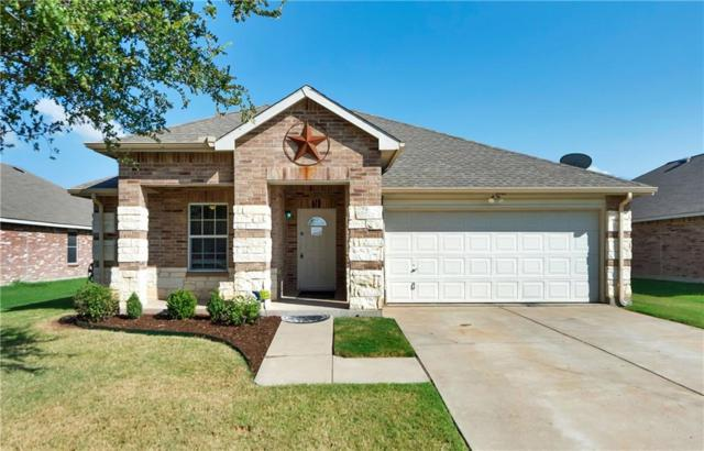 1405 Krista Drive, Burleson, TX 76028 (MLS #13673319) :: The Mitchell Group