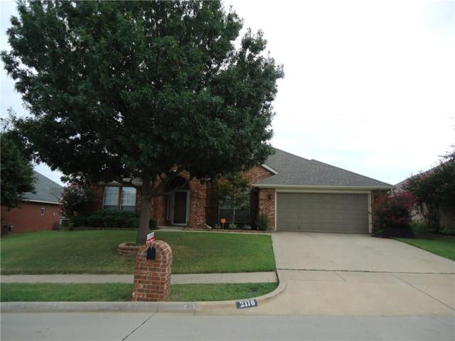 2116 Bentley Drive, Mansfield, TX 76063 (MLS #13673359) :: Pinnacle Realty Team
