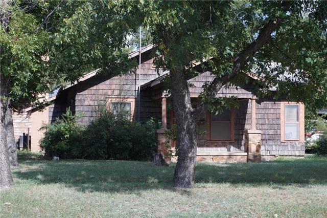 807 Tennessee Street, Graham, TX 76450 (MLS #13673374) :: Team Hodnett