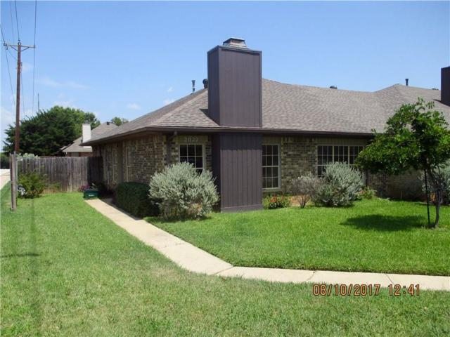 2027 Brookside Drive, Grapevine, TX 76051 (MLS #13673384) :: The Marriott Group