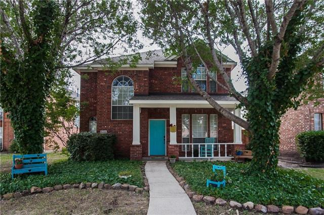 5429 Waterwood Court, The Colony, TX 75056 (MLS #13673431) :: The Cheney Group