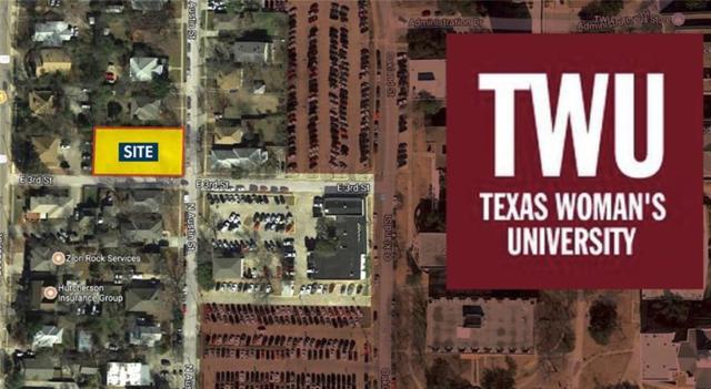 1303 N Austin Street, Denton, TX 76201 (MLS #13673471) :: RE/MAX Elite