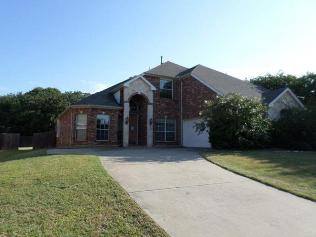2207 High Pointe Drive, Corinth, TX 76210 (MLS #13673477) :: Team Tiller