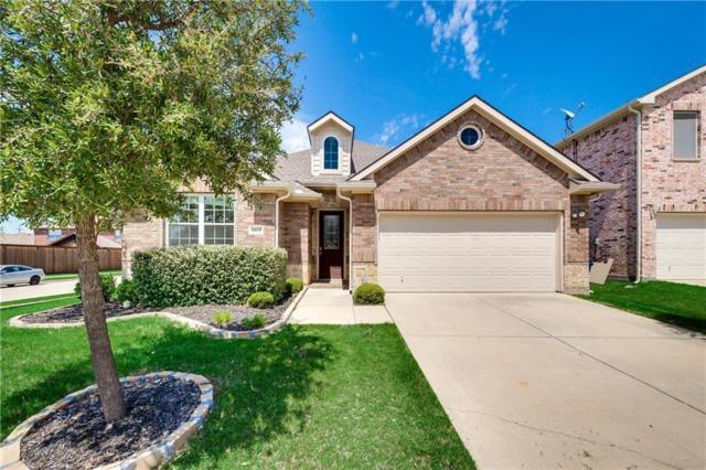 14632 Crystal Lake Drive, Little Elm, TX 75068 (MLS #13673637) :: The Good Home Team