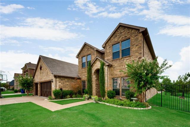 607 Burr Oak Drive, Frisco, TX 75033 (MLS #13673820) :: Team Tiller