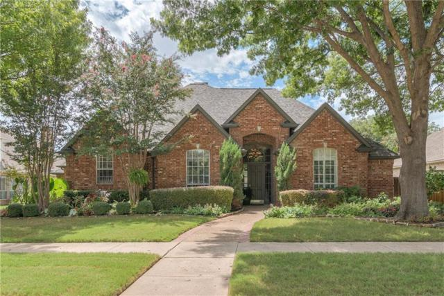 605 Glen Rose Drive, Allen, TX 75013 (MLS #13673831) :: The Good Home Team