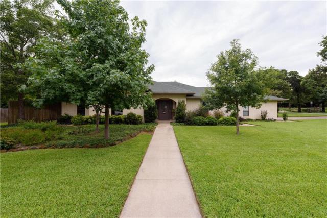 1021 Meadows Drive, Corinth, TX 76208 (MLS #13673866) :: Real Estate By Design