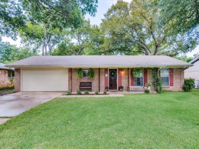 421 Holly Street, Grapevine, TX 76051 (MLS #13673936) :: RE/MAX Elite