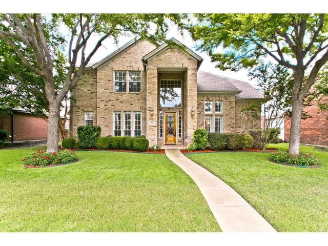 1605 Whispering Glen Drive, Allen, TX 75002 (MLS #13673968) :: The Good Home Team
