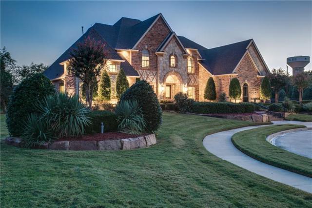 401 Canyon Park Court, Southlake, TX 76092 (MLS #13674019) :: Team Hodnett