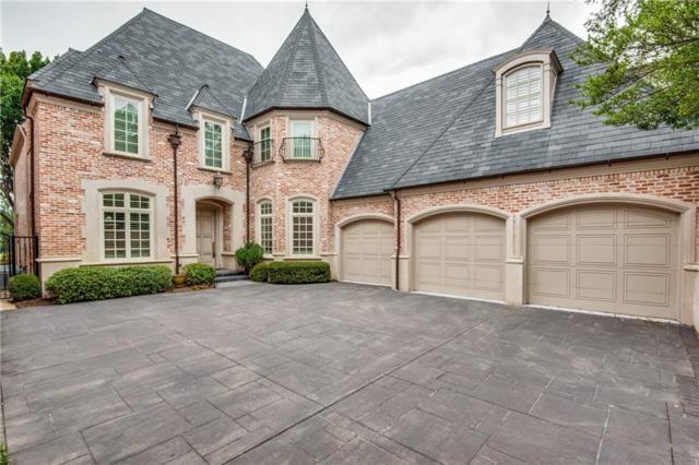 5637 Prestwick Lane, Dallas, TX 75252 (MLS #13674029) :: Robbins Real Estate