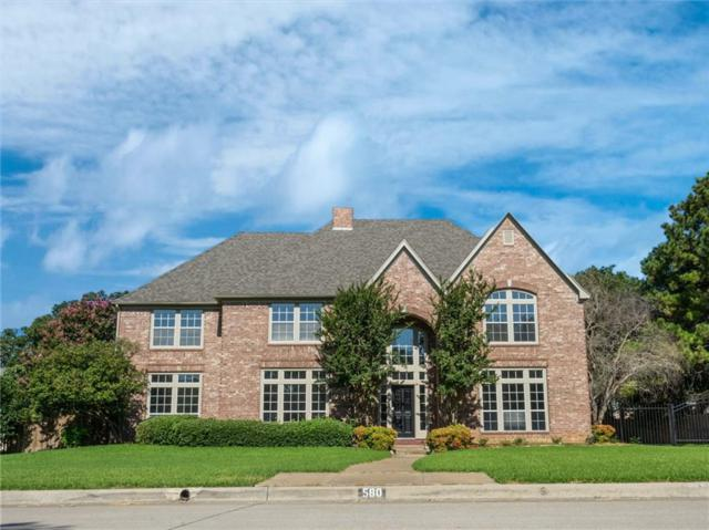 580 Briarridge Road, Southlake, TX 76092 (MLS #13674038) :: The Mitchell Group