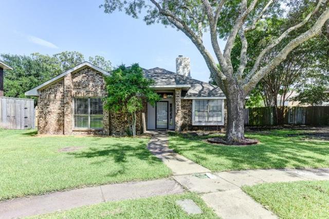 4006 David Circle, Rowlett, TX 75088 (MLS #13674040) :: Pinnacle Realty Team