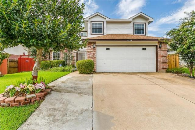 2729 Forest Creek Drive, Fort Worth, TX 76123 (MLS #13674048) :: RE/MAX Elite