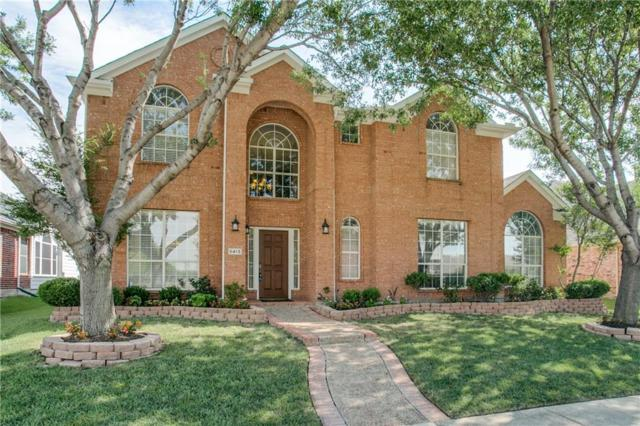 5413 Mountain Valley Drive, The Colony, TX 75056 (MLS #13674059) :: The Cheney Group