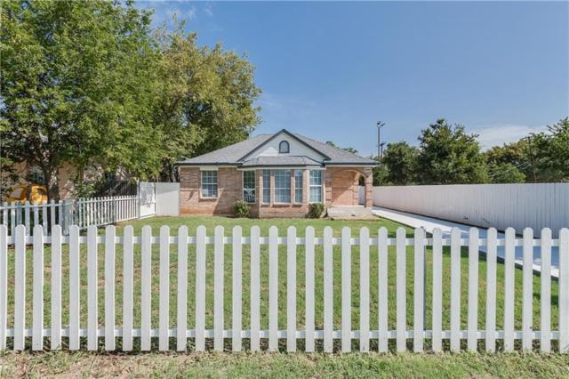5908 Libbey Avenue, Fort Worth, TX 76107 (MLS #13674081) :: The Mitchell Group