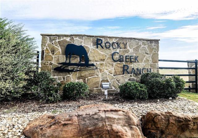 10900 W Rocky Creek Road Lot 35, Crowley, TX 76036 (MLS #13674090) :: Century 21 Judge Fite Company