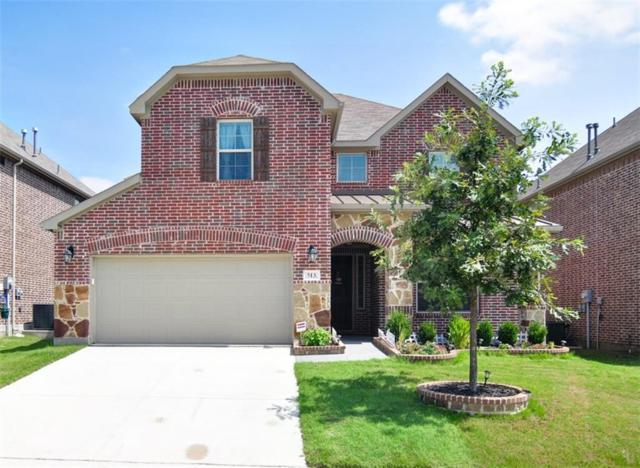 513 Sundrop Drive, Little Elm, TX 75068 (MLS #13674152) :: The Cheney Group