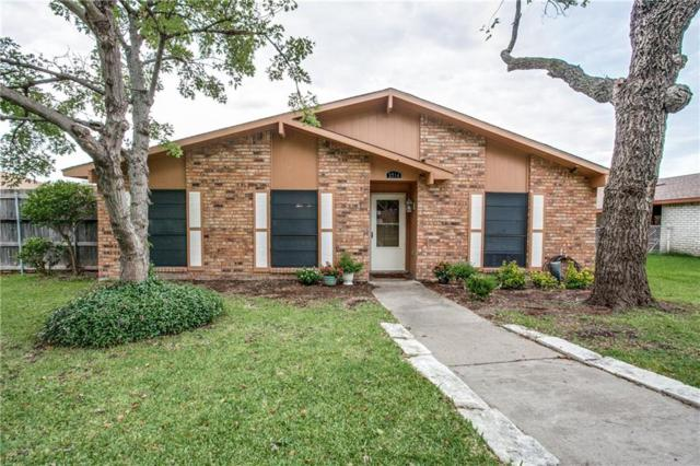 3714 Red Oak Drive, Garland, TX 75043 (MLS #13674193) :: The Good Home Team