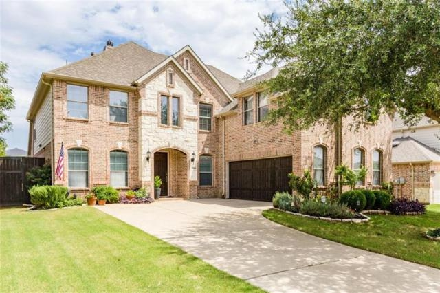 4708 Christopher Court, Flower Mound, TX 75022 (MLS #13674203) :: The Mitchell Group