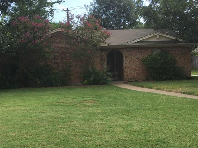 2500 Shady Grove Drive, Bedford, TX 76021 (MLS #13674226) :: The Mitchell Group