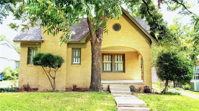 2205 Tremont Avenue, Fort Worth, TX 76107 (MLS #13674254) :: RE/MAX Pinnacle Group REALTORS