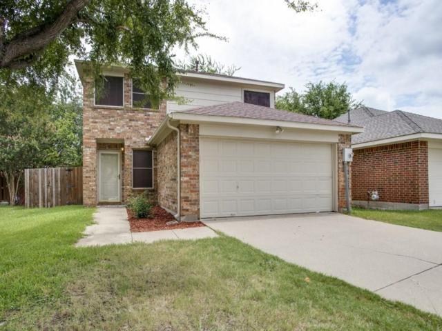 1351 Honeysuckle Lane, Lewisville, TX 75077 (MLS #13674262) :: Real Estate By Design