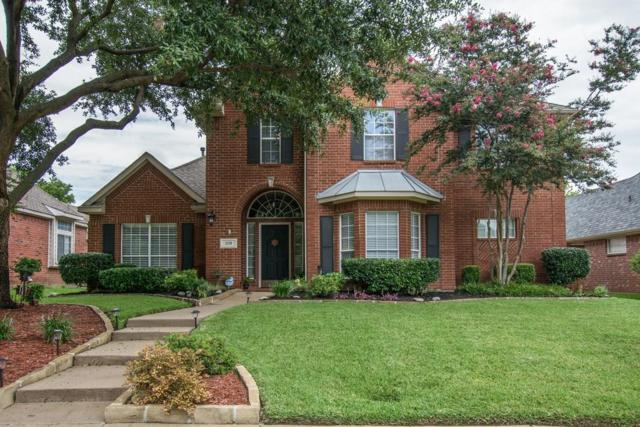 1128 Belvedere Drive, Allen, TX 75013 (MLS #13674284) :: The Good Home Team