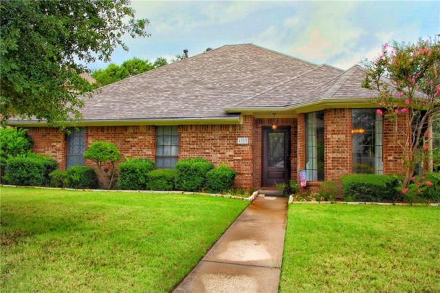 1713 Oak Creek Drive, Sherman, TX 75092 (MLS #13674361) :: Pinnacle Realty Team