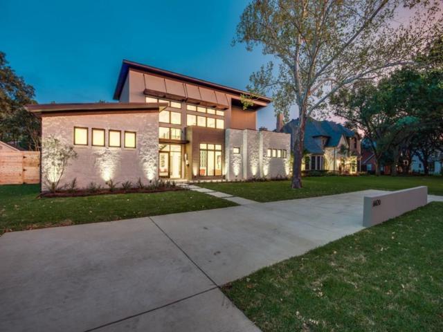 6420 Azalea Lane, Dallas, TX 75230 (MLS #13674364) :: Robbins Real Estate