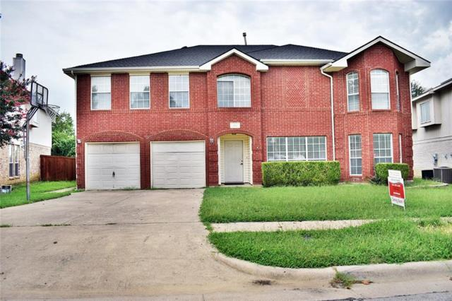 1916 Roselle Court, Arlington, TX 76018 (MLS #13674419) :: The Mitchell Group