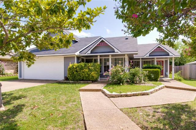 1630 Highpoint Drive, Lewisville, TX 75077 (MLS #13674454) :: Real Estate By Design