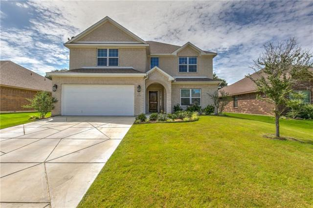 3120 Shoreline Drive, Burleson, TX 76028 (MLS #13674538) :: The Mitchell Group