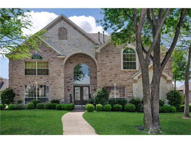 10009 Huffines Drive, Rowlett, TX 75089 (MLS #13674551) :: The Good Home Team