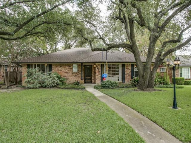 9856 Shoreview Road, Dallas, TX 75238 (MLS #13674556) :: The Mitchell Group