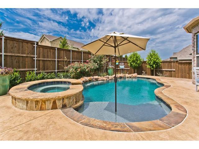 4571 Crossvine Drive, Prosper, TX 75078 (MLS #13674668) :: Frankie Arthur Real Estate