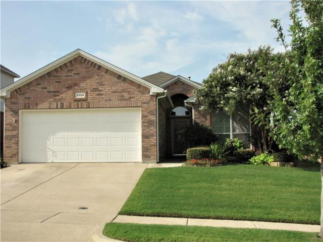 3804 Wheeling Drive, Fort Worth, TX 76244 (MLS #13674672) :: Real Estate By Design