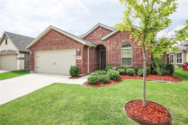 2404 Sun Creek Drive, Little Elm, TX 75068 (MLS #13674690) :: The Good Home Team