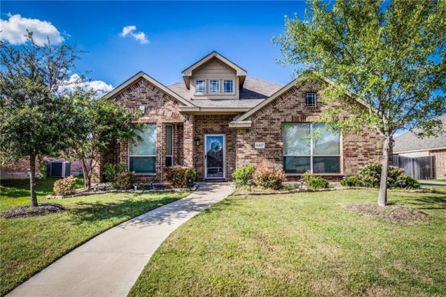 6417 Melody Hill Drive, Midlothian, TX 76065 (MLS #13674773) :: Pinnacle Realty Team