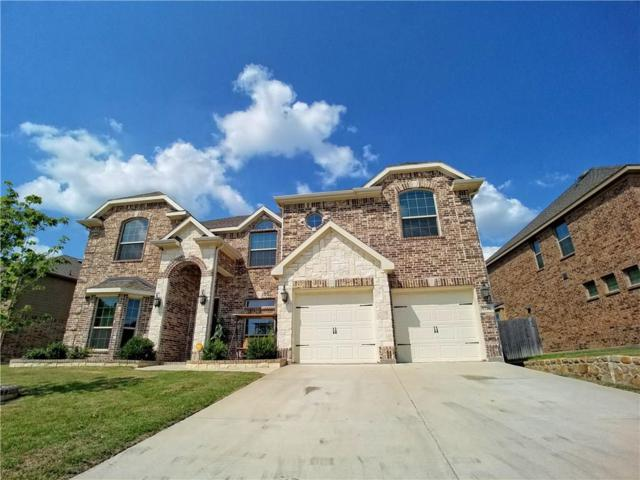 5716 Coleto Creek Circle, Fort Worth, TX 76179 (MLS #13674826) :: The Mitchell Group