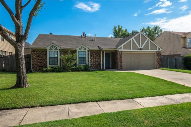 1217 Eaton Lane, Grapevine, TX 76051 (MLS #13674837) :: Frankie Arthur Real Estate