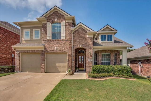 517 Crystal Falls Drive, Mckinney, TX 75071 (MLS #13674839) :: Real Estate By Design