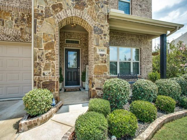5305 Bluewater Drive, Frisco, TX 75034 (MLS #13674855) :: The Good Home Team