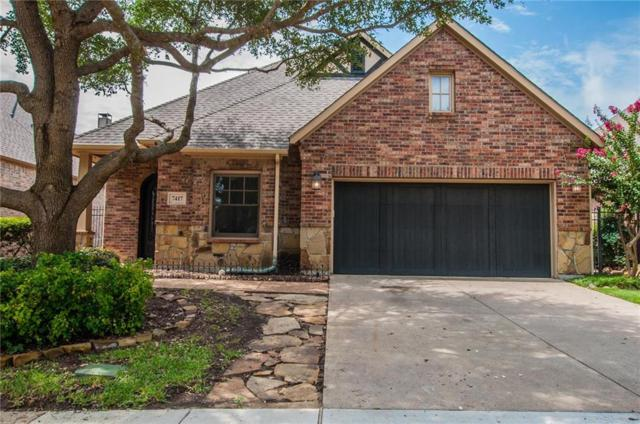7417 Boulder Creek Drive, Mckinney, TX 75070 (MLS #13674878) :: The Good Home Team