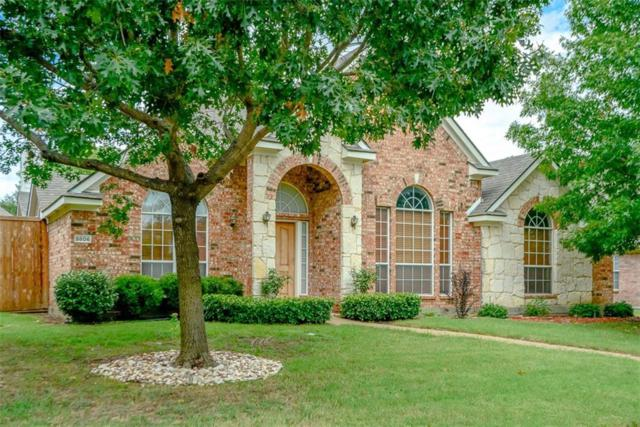 9806 Asheboro Street, Frisco, TX 75035 (MLS #13674912) :: The Good Home Team